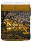 Fall In Dresden Duvet Cover