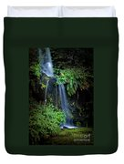 Fall In Eden Duvet Cover by Carlos Caetano