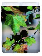 Fall In Full Swing Duvet Cover