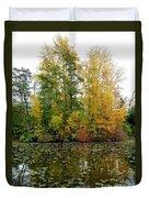 Fall In Kaloya Park 10 Duvet Cover