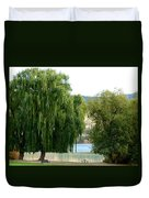 Fall In Kaloya Park 6 Duvet Cover