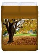 Fall In Kaloya Park 8 Duvet Cover