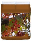 Fall In Virginia Duvet Cover
