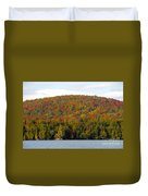Fall Island Duvet Cover