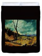 Fall Landscape 56 Duvet Cover