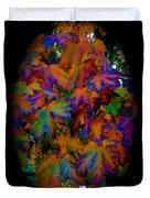 Fall Painting By Mother Nature Duvet Cover