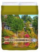 Fall Paradise Duvet Cover