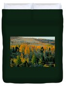 Fall Ridge Duvet Cover