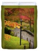 Fall Serenity Duvet Cover