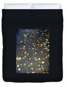 Fall Sparkle Duvet Cover