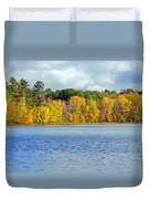 Fall Splendor Duvet Cover