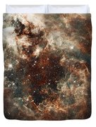 Fall Storm Duvet Cover
