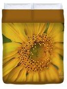 Fall Sunflower Avila, Ca Duvet Cover