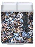 Fallen #1 Duvet Cover