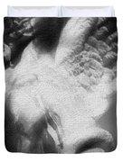 Fallen Angel Vertical Duvet Cover