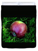 Fallen Apple Duvet Cover