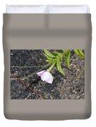 Falling Flower Duvet Cover