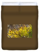 Falling Leaves Duvet Cover