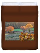 A Fall Day.  Duvet Cover