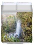 Falling Spring Falls Duvet Cover