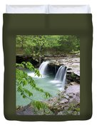 Falling Water Falls 4 Duvet Cover by Marty Koch