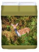 Fallow Deer 2 Duvet Cover