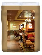 Family Room For Performers Grand Ole Opry House, Nashville, Tennessee Duvet Cover