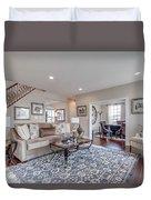 Family Room Duvet Cover