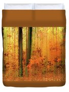 Fanciful Forest Duvet Cover