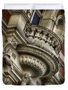 Fancy Balcony Duvet Cover