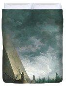 Fantaisie Egyptienne Duvet Cover