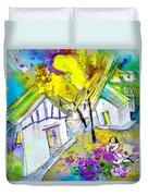 Fantaquarelle 07 Duvet Cover