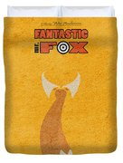 Fantastic Mr. Fox Duvet Cover