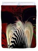Fantasy Abstract Duvet Cover