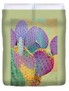 Fantasy Cactus Duvet Cover