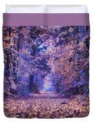 Fantasy Forest Duvet Cover