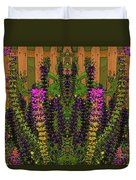 Fantasy Garden Two Duvet Cover