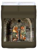 Fantasy Goldfish Aquarium Duvet Cover