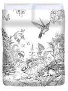 Fantasy Land Duvet Cover