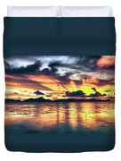 Fantasy Sunset Duvet Cover