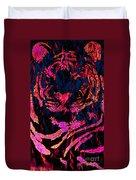 Fantasy Tiger 1 Duvet Cover