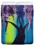 Fantasy Tree Duvet Cover