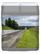 Far Away Duvet Cover