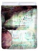 Far Dreaming Duvet Cover by Linda Sannuti