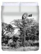Faraway Windmill Duvet Cover