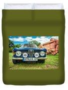 Farm Car - Alpha Gt Duvet Cover