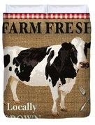 Farm Fresh-jp2381 Duvet Cover