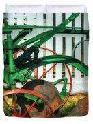 Farm Junk No8 Duvet Cover