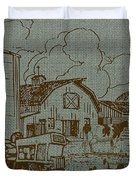 Farm Life-jp3236 Duvet Cover