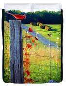 Farm Life Duvet Cover